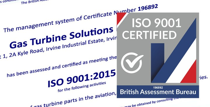 GTSMRO successfully completes ISO 9001:2015 transition audit